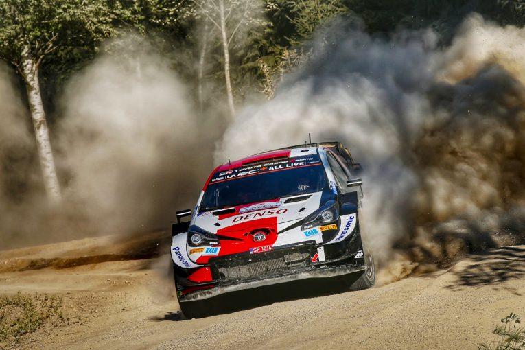 ラリー/WRC | カッレ・ロバンペラがWRC初優勝! ラトバラの最年少優勝記録を更新/第7戦エストニア