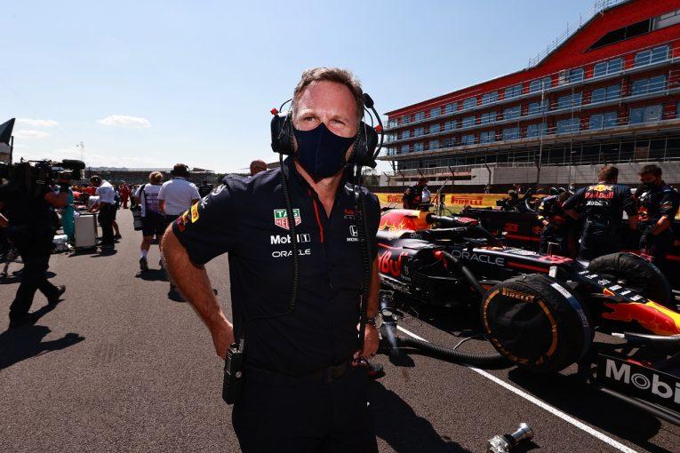 F1 | レッドブル代表がフェルスタッペンと接触したハミルトンに激怒「空しい勝利を挙げて満足か」F1第10戦決勝