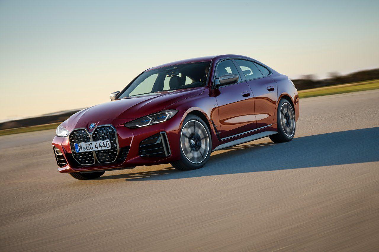 """新世代キドニー採用の新型『BMW 4シリーズ・グランクーペ』登場。高性能""""M""""モデルも設定"""