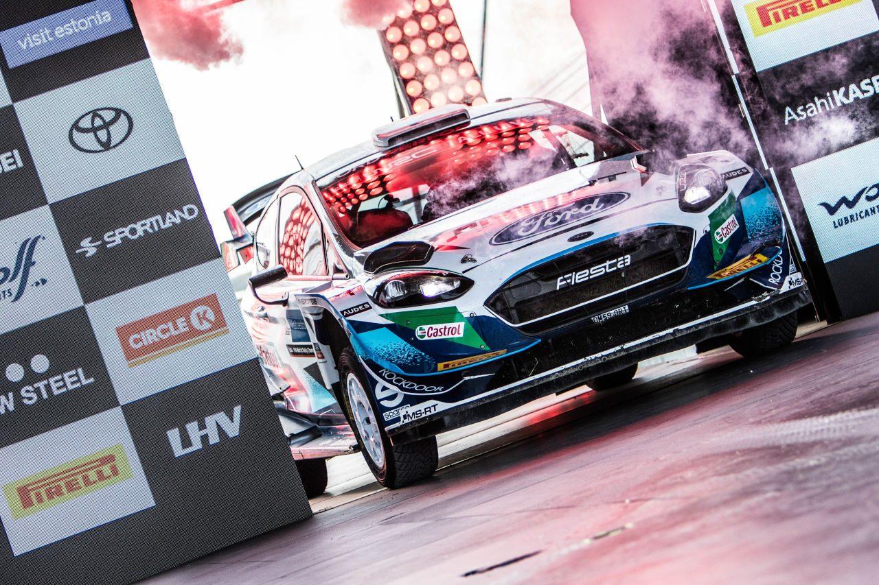 初優勝のロバンペラ「この勝利は大きな助けになるはず」/WRC第7戦エストニア デイ4後コメント