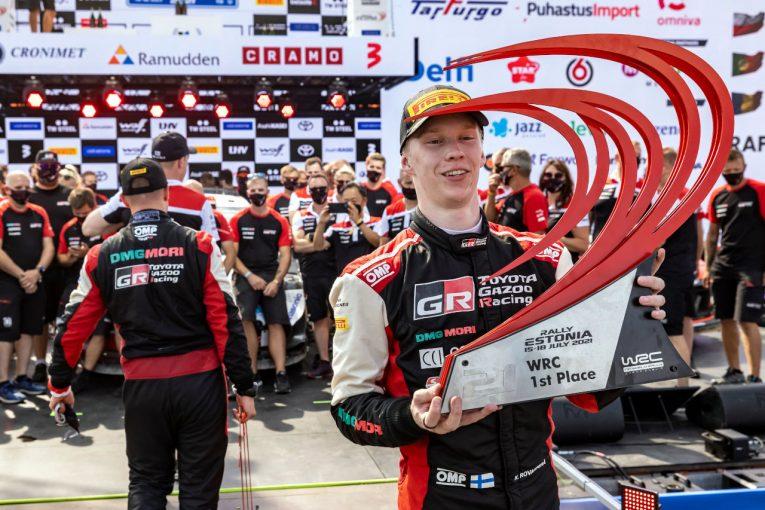 ラリー/WRC | 初優勝のロバンペラ「この勝利は大きな助けになるはず」/WRC第7戦エストニア デイ4後コメント
