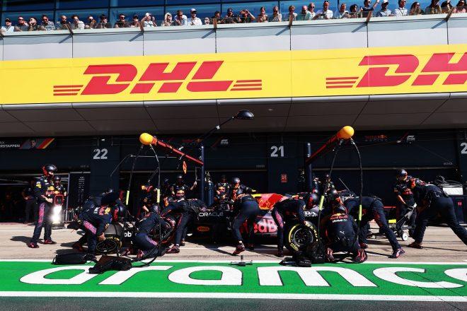 2021年F1第10戦イギリスGP セルジオ・ペレス(レッドブル・ホンダ)
