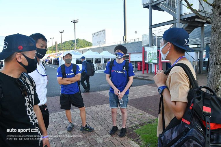 スーパーGT   【ブログ】ポールポジション獲得ならずイビられる宮田莉朋/スーパーGTサーキット便り第4戦もてぎ