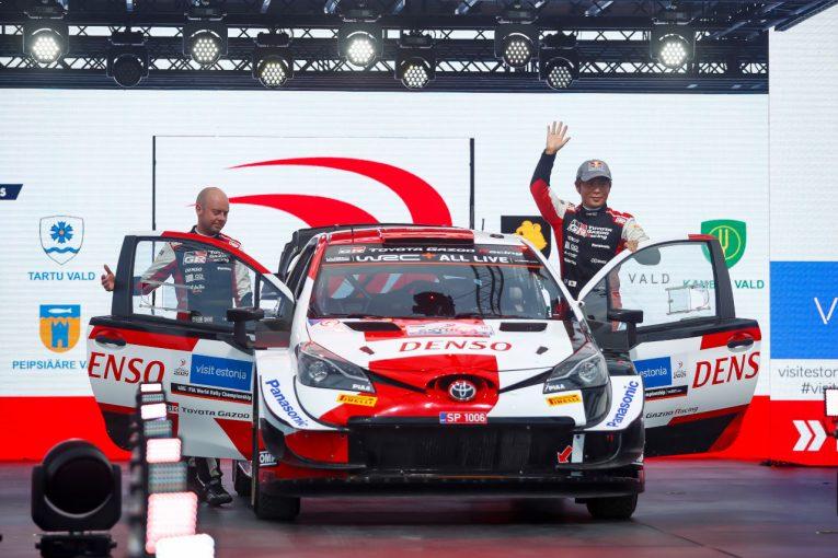 ラリー/WRC | 勝田貴元、総合3番手走行も相棒の身を案じリタイアを選択「ダンが無事でほっとした」/WRC第7戦