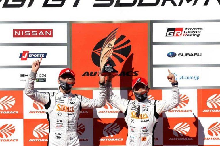 スーパーGT | ブリヂストン 2021スーパーGT第4戦もてぎ レースレポート
