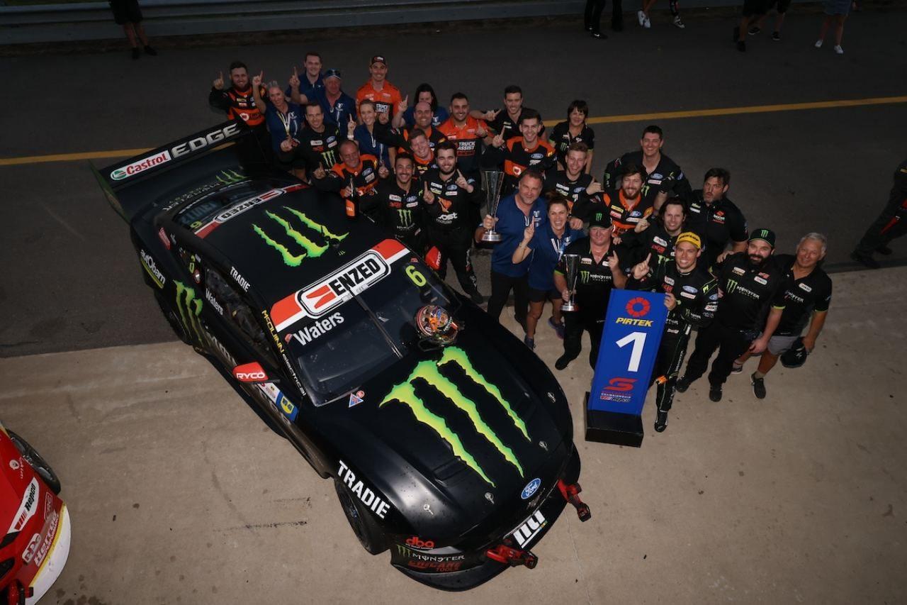 連続開催のRSC第7戦はフォード・マスタングのキャメロン・ウォーターズが週末2勝をマーク