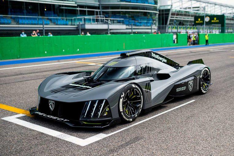 ル・マン/WEC | プジョー、9X8ハイパーカーのモノコックは9月に受領予定。他ブランドでIMSA参戦の可能性も