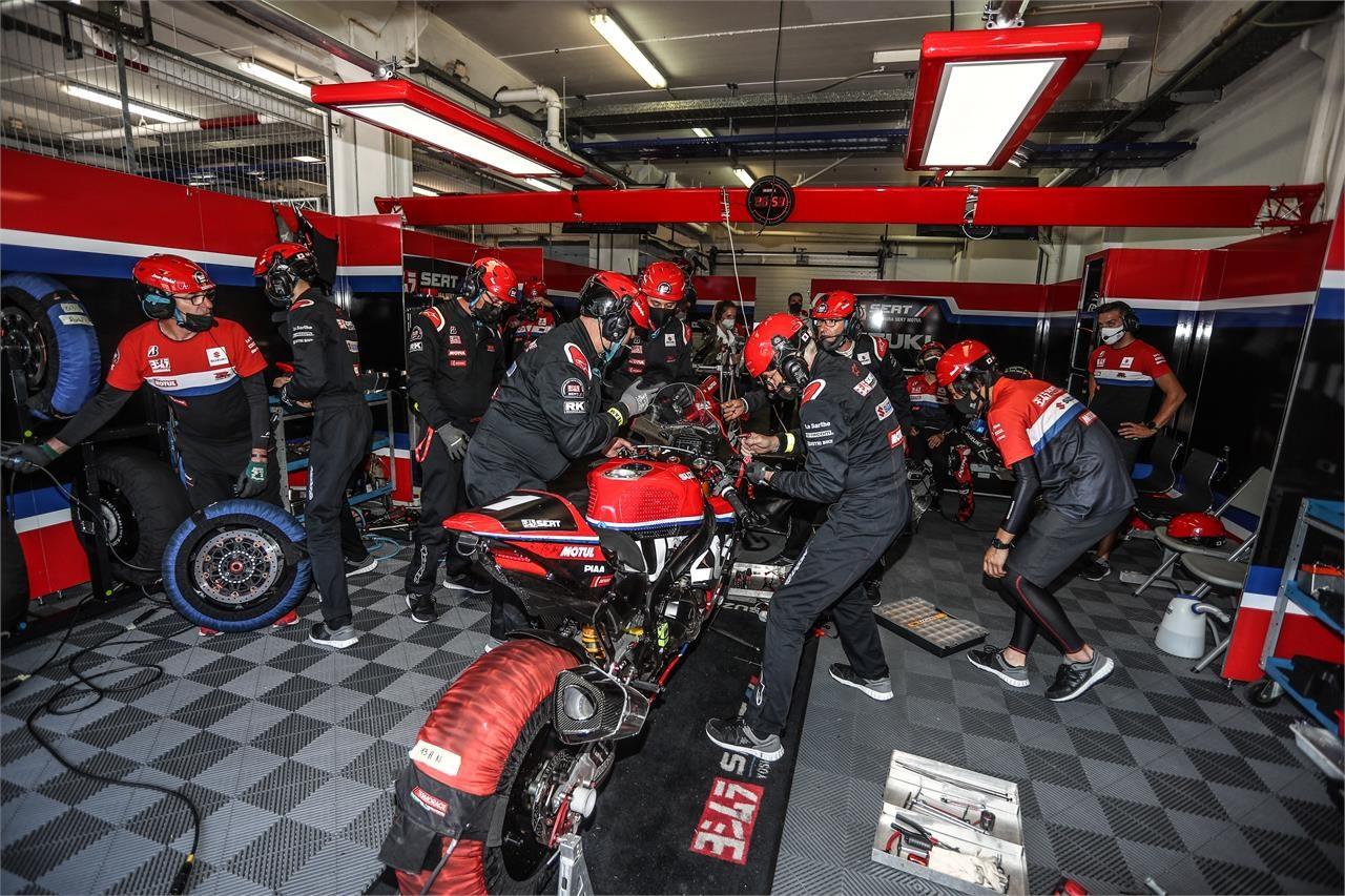 ヨシムラSERT Motul 2021EWCエストリル12時間耐久ロードレース 決勝レポート