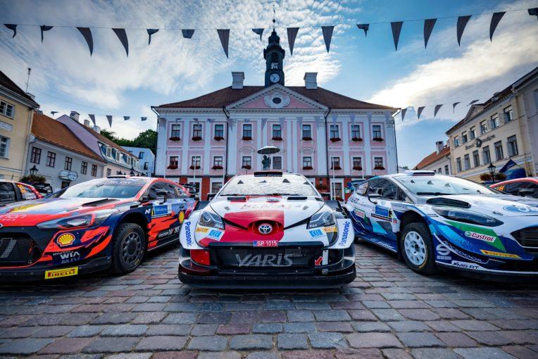 ラリー/WRC | 【動画】2021WRC第7戦エストニア ダイジェスト