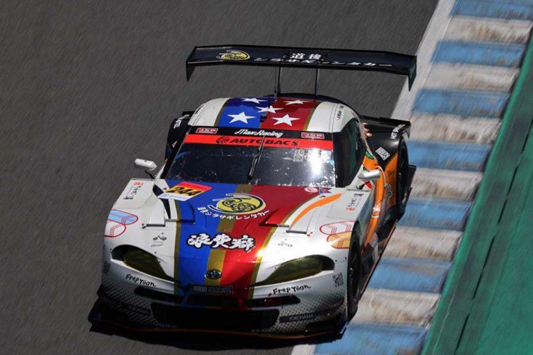 スーパーGT   Max Racing 2021スーパーGT第4戦もてぎ レースレポート