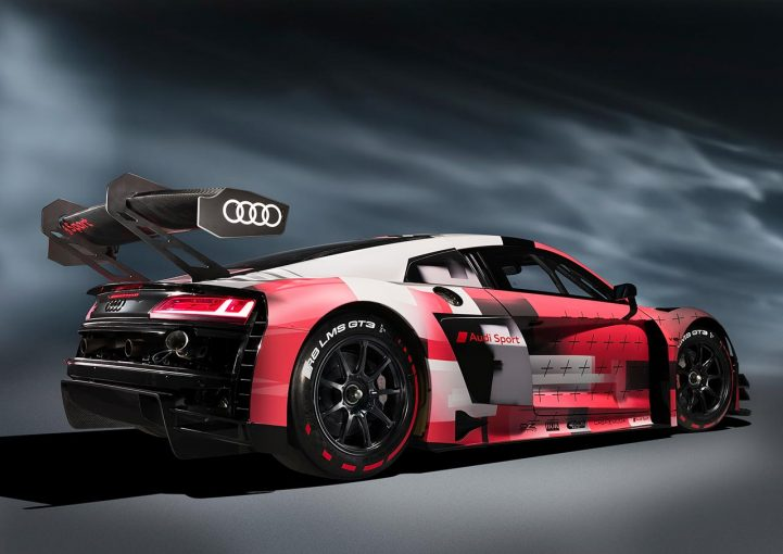 スーパーGT   アウディ、カスタマーのニーズを反映した新型R8 LMSエボIIを発表。スパ24時間で展示へ