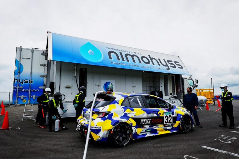 国内レース他   S耐第4戦オートポリスのエントリーリスト発表。水素エンジン搭載カローラも九州に登場へ