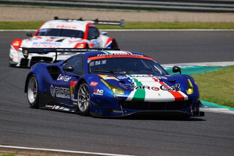 スーパーGT | PACIFIC CARGUY Racing 2021スーパーGT第4戦もてぎ レースレポート