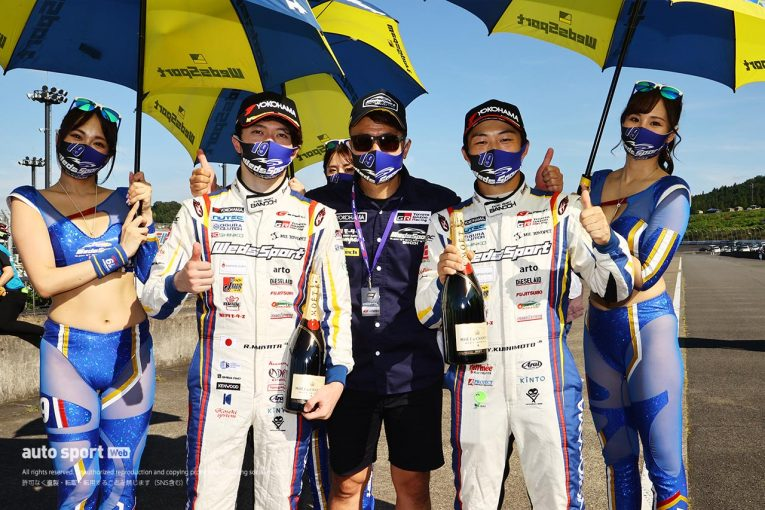 スーパーGT | 惜しくも敗れた2位のWedsSport坂東正敬監督、涙を見せる宮田莉朋に「また次、いいレースをしよう」