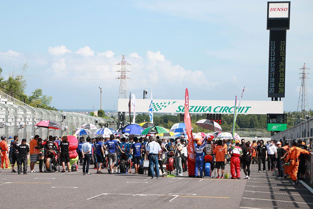 スポット参戦も多数。史上初の真夏のスプリント/全日本ロード第5戦MFJ-GP鈴鹿トピックス