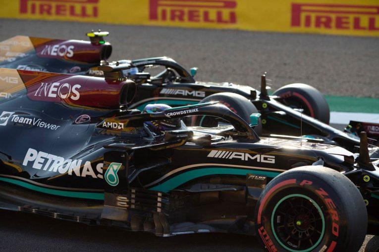 F1 | F1イギリスGPでアップデートを投入したメルセデス「レッドブルとの差を多少縮めた」と手応え