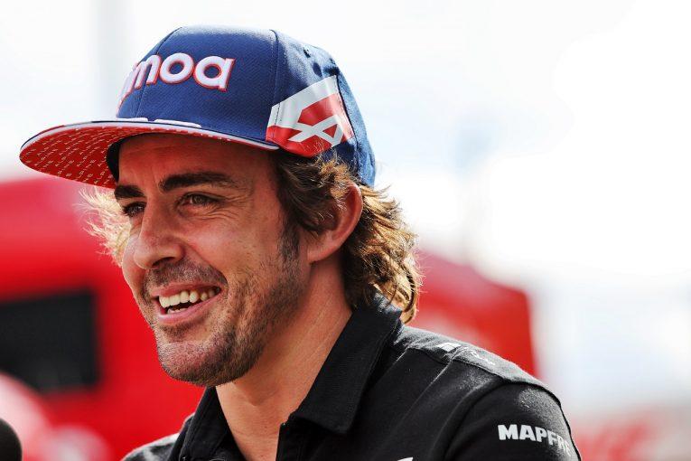 F1 | アロンソに大満足のアルピーヌF1ボス、2022年の残留を示唆