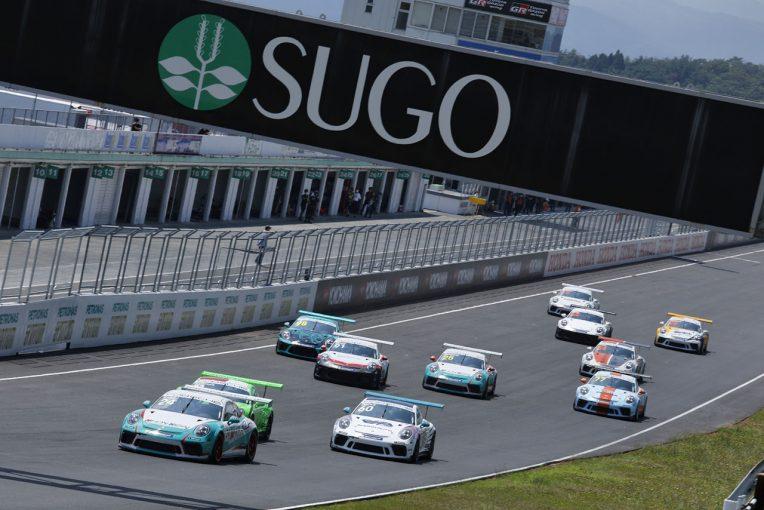 国内レース他   ポルシェカレラカップジャパン2021 第7戦SUGO 決勝レポート