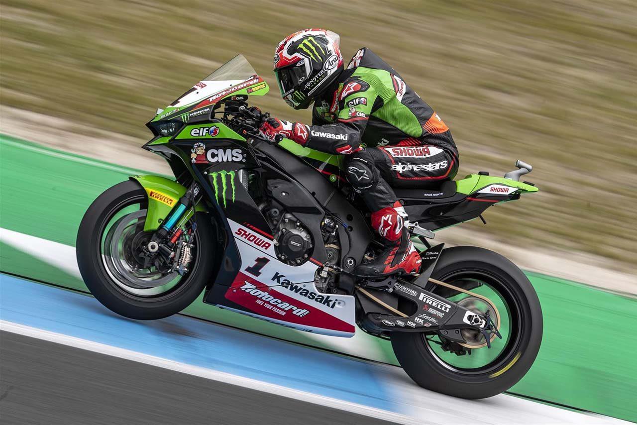 ジョナサン・レイ(Kawasaki Racing Team WorldSBK)