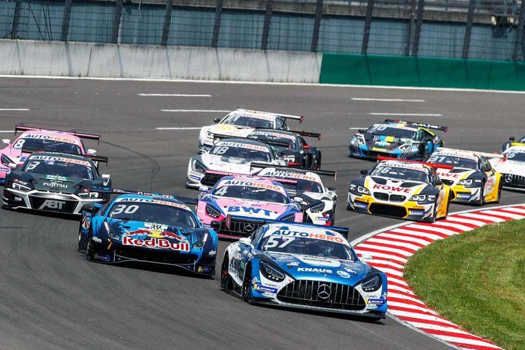 海外レース他   オーバルのターン1を使用した新レイアウトのラウジッツリンクで、メルセデス勢ふたりが初優勝を飾る/DTM第2戦