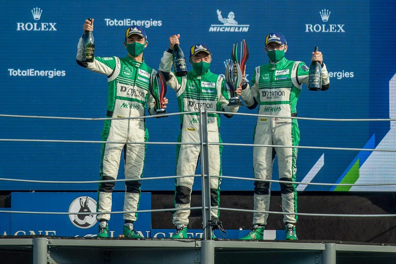 D'station Racing 2021 WEC世界耐久選手権第3戦モンツァ レースレポート
