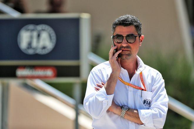 FIAのF1レースディレクターを務めるマイケル・マシ