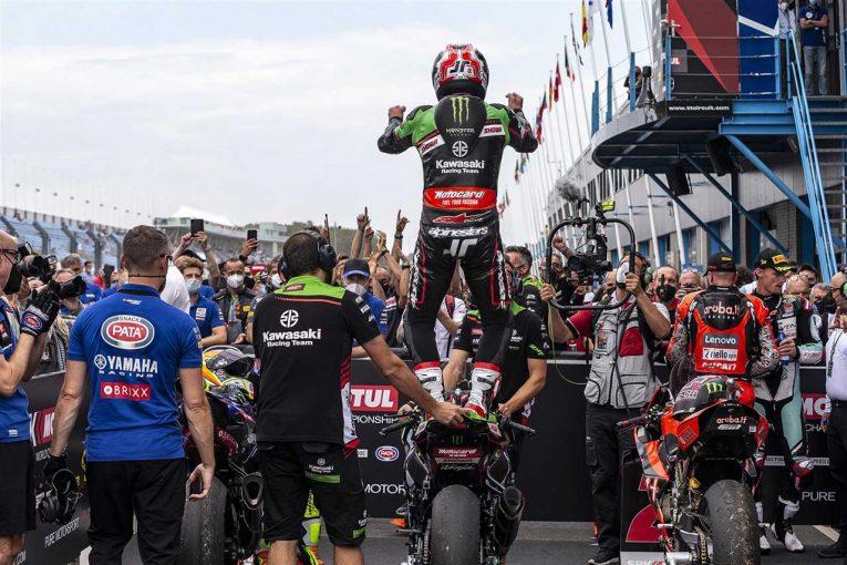 MotoGP   3レースを制したレイ「大きくセットアップ変更を行って非常に軽快だった」/SBK第5戦オランダ