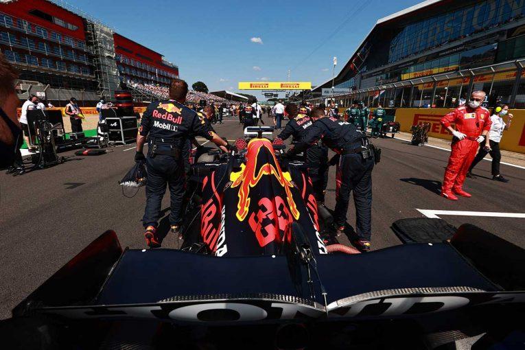 F1 | ホンダ甘口コラム F1第10戦:フェルスタッペンのクラッシュで今後のパワーユニット運用に懸念