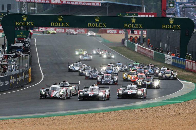 ル・マン/WEC | J SPORTSが今年もル・マン24時間を生中継! トヨタの4連覇、全然簡単じゃない!?