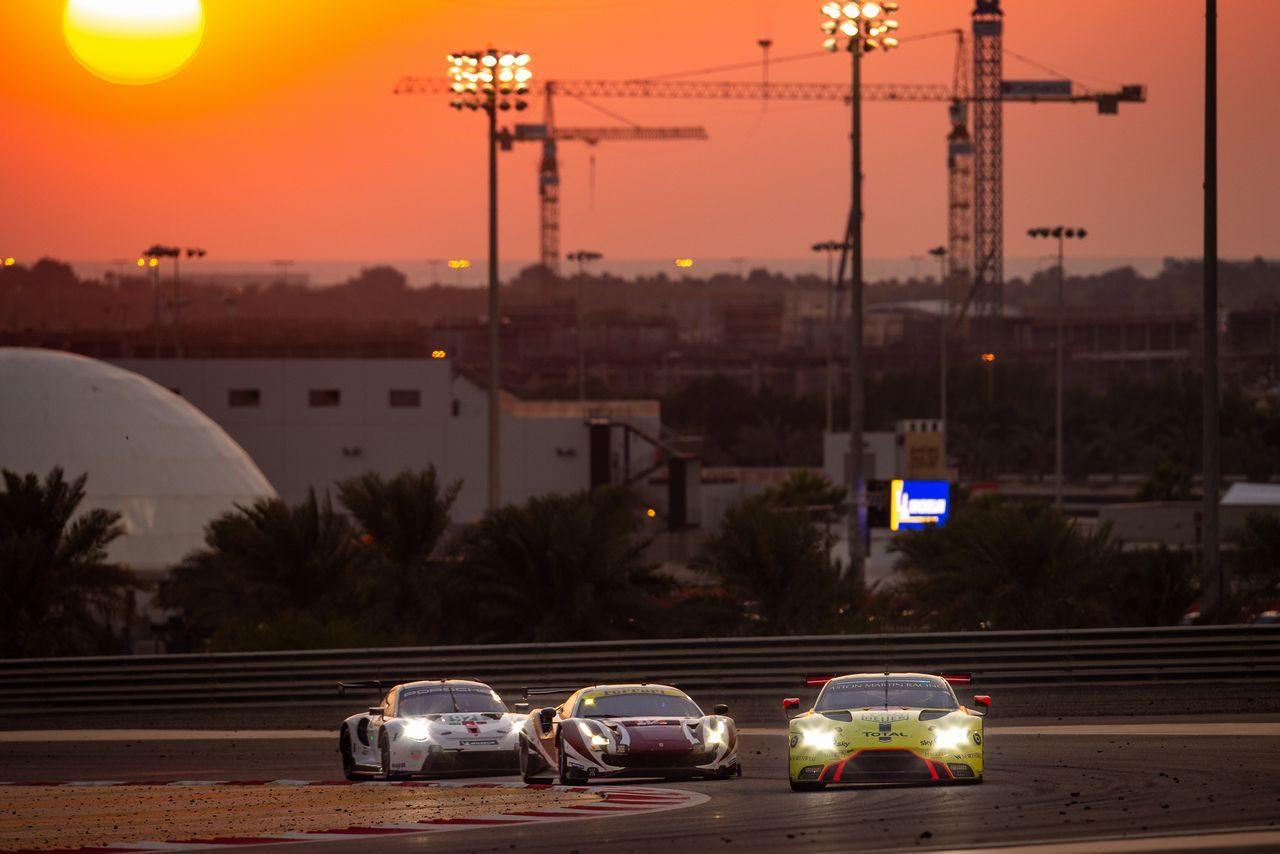 WECバーレーン連戦、F1開催のオーバルレイアウトは使用せず。通常コースで2レース実施へ