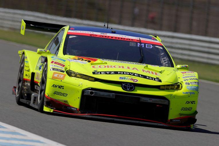 スーパーGT | #30 TOYOTA GR SPORTS PRIUS PHV apr GT 2021スーパーGT第4戦もてぎ レースレポート
