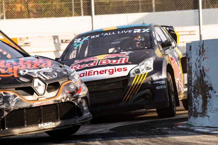 ラリー/WRC | WorldRX開幕戦は元王者2名を撃破した弟ケビンが制覇。ハンセン・ブラザーズが1-2発進