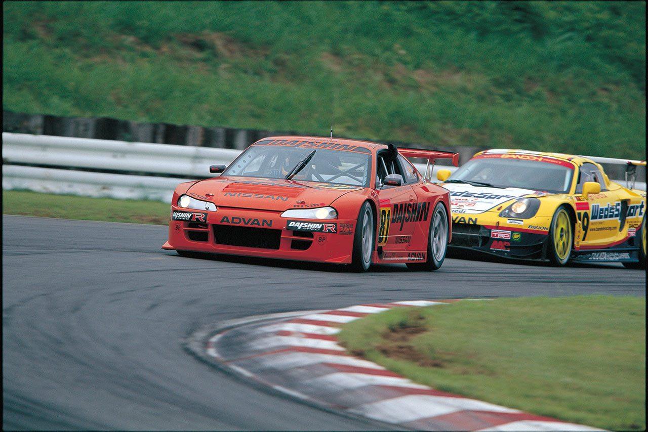 『ニッサン・シルビア(S15)』レーシングカーとしても一線級だった走り屋御用達マシン【忘れがたき銘車たち】