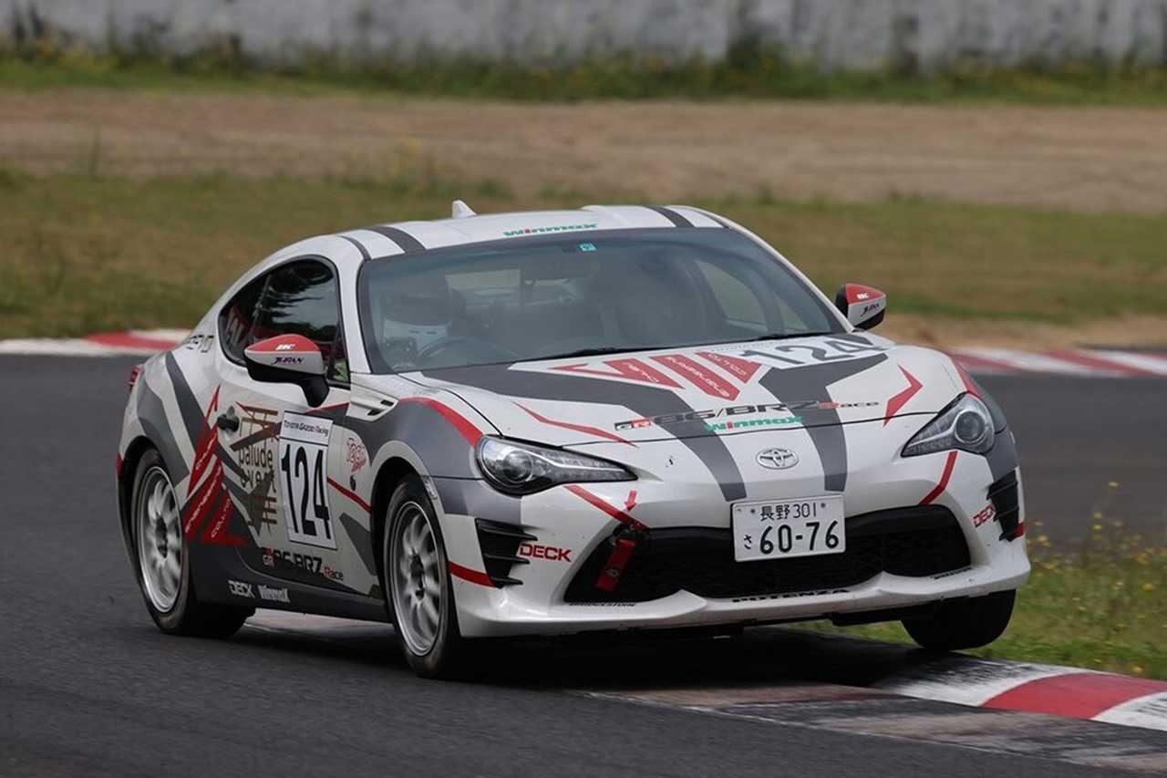 ブリヂストン TOYOTA GAZOO Racing 86/BRZ Race 2021第4戦SUGO レースレポート