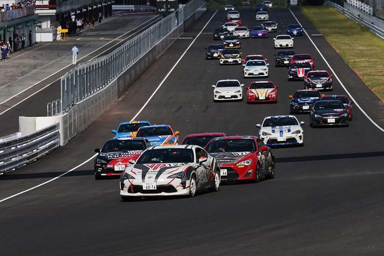ブリヂストン TOYOTA GAZOO Racing 86/BRZ Race 2021第5戦SUGO レースレポート