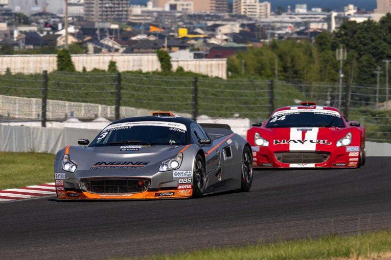 国内レース他   インタープロトシリーズ 2021年第2大会 レースレポート