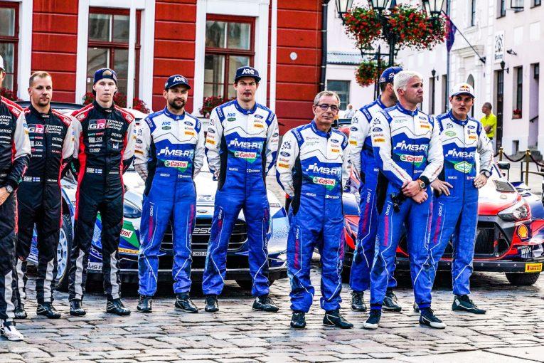 ラリー/WRC   プーマを投入するMスポーツ・フォード、2022年のドライバー決定は「急がない」/WRC