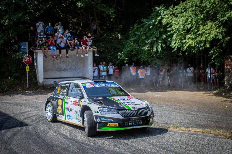 ラリー/WRC | ERC第3戦は地元イタリア勢対決を制した元2冠王者、ジャンドメニコ・バッソが勝利