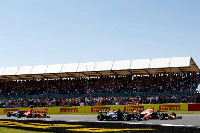F1   レッドブルとのポイント差を縮めたメルセデスF1。ハンガロリンクは「ライバルたちの方が相性が良い」と警戒