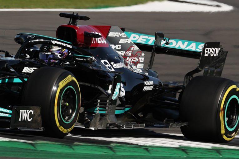 F1   F1技術解説イギリスGP(1)遅れを取るメルセデスが満を持して投入したアップデート