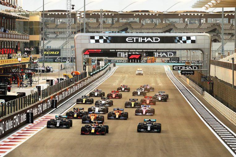 F1   F1サウジアラビアGP代表、コロナ禍でのアブダビGP開催に疑問。ジェッダでの2連戦開催も可能だと主張