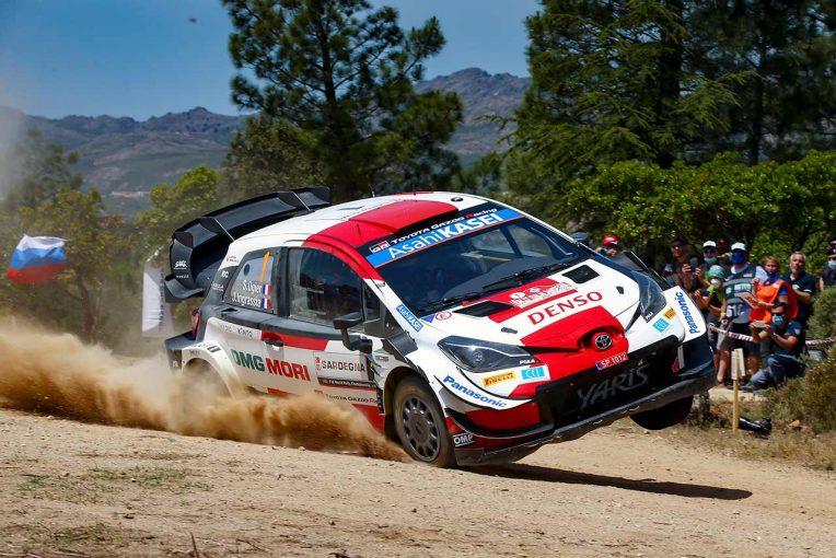ラリー/WRC | ラリージャパンを楽しみ尽くすための『必勝法』Vol.1:アイテナリーの読み方