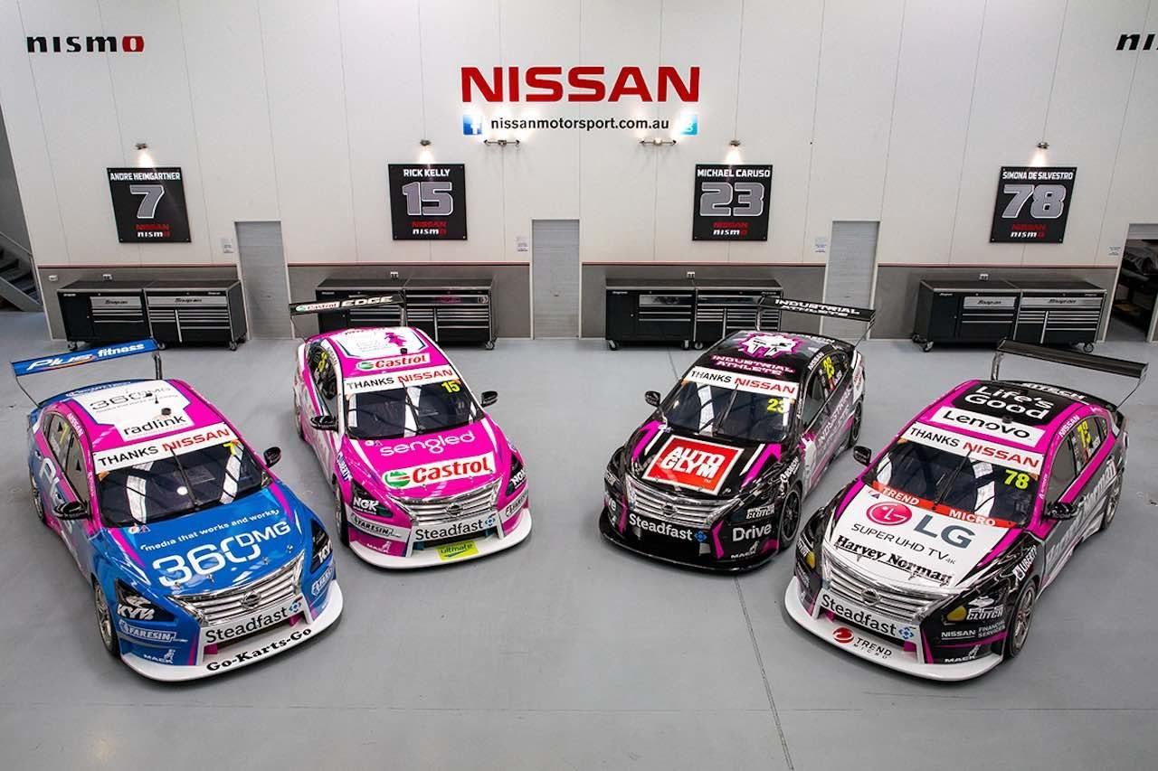 ニッサンとフォードでRSC参戦のケリー・ブラザーズ、チーム運営権を手放すことを決断