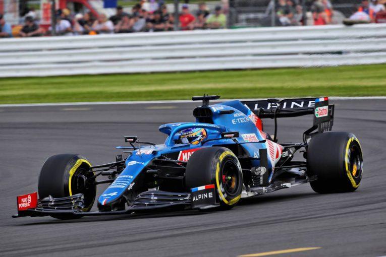 F1   アルピーヌF1、すべてのリソースを2022年型マシンの開発へ「今後投入される新パーツはほとんどない」