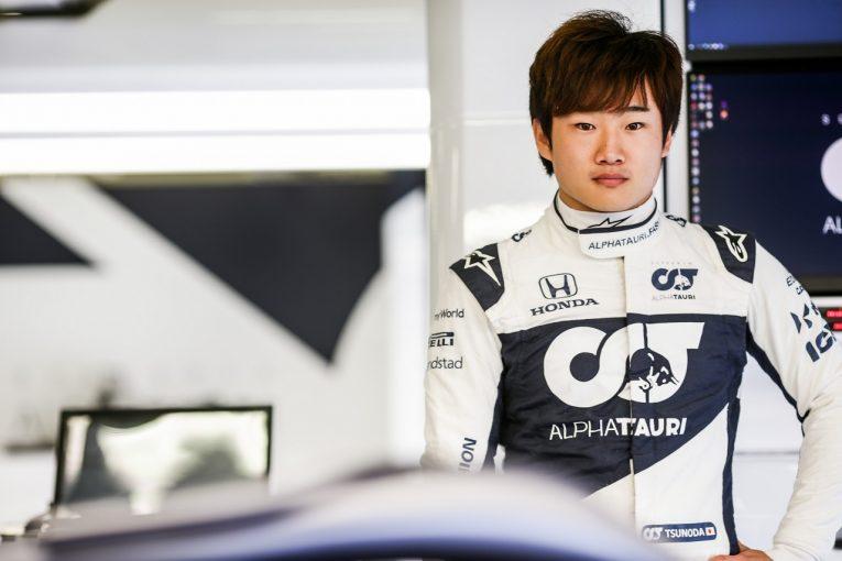 F1 | 角田裕毅「ハンガリーはタフな戦いになると思うが、準備はできている」F1第11戦プレビュー