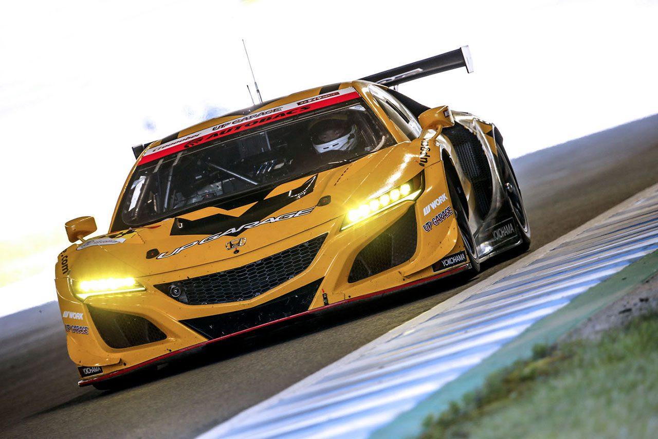 TEAM UPGARAGE 2021スーパーGT第4戦もてぎ レースレポート