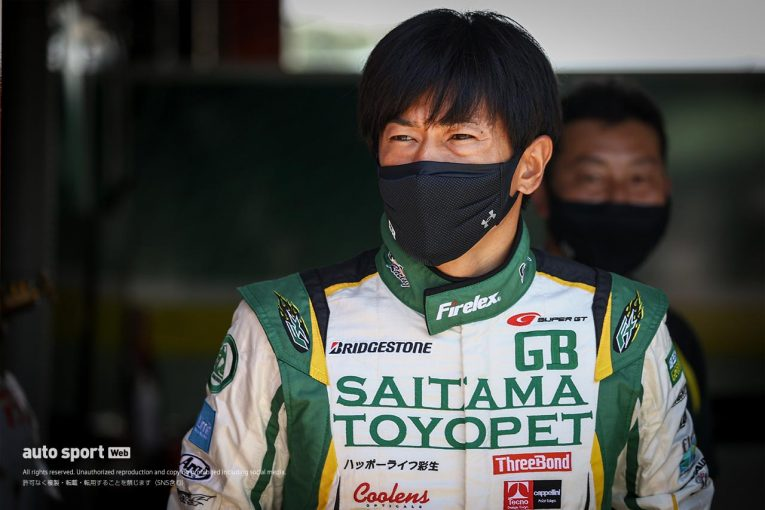 スーパーGT | スーパーGTドライバー勝手にお悩み相談ショッキング Vol.9 吉田広樹さん