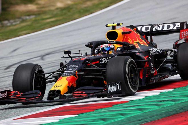 2021年F1第8戦シュタイアーマルクGP セルジオ・ペレス(レッドブル・ホンダ)