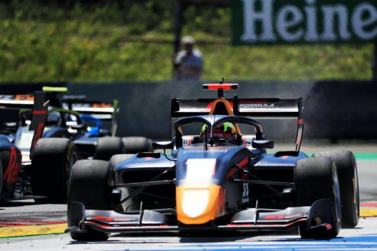 海外レース他 | シャルル・ルクレールの弟アーサーが初ポール。岩佐歩夢は10番手【順位結果/FIA-F3第4戦ハンガリー予選】