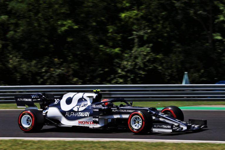 F1 | 【タイム結果】F1第11戦ハンガリーGPフリー走行2回目